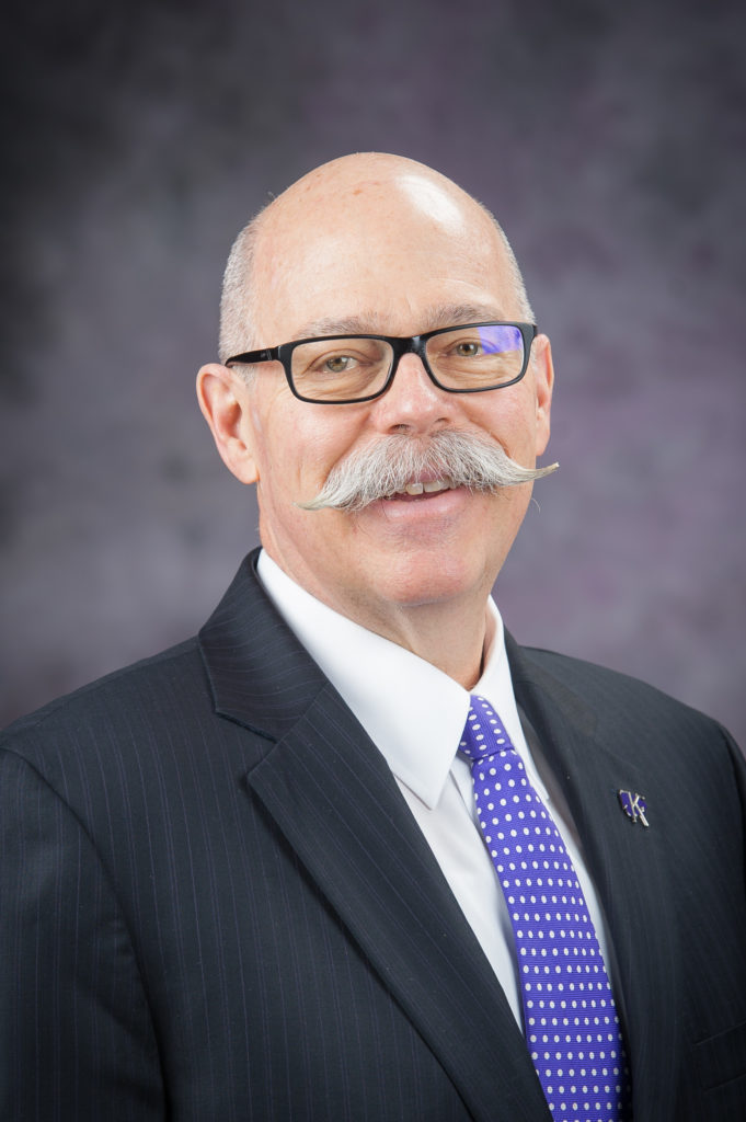 Kansas State University names Ernie Minton dean of the College of Agriculture, KSRE director