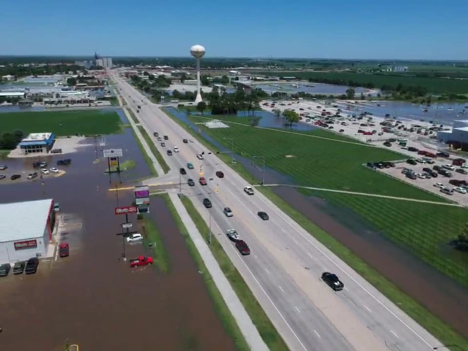 Disaster declaration requested for Dawson County