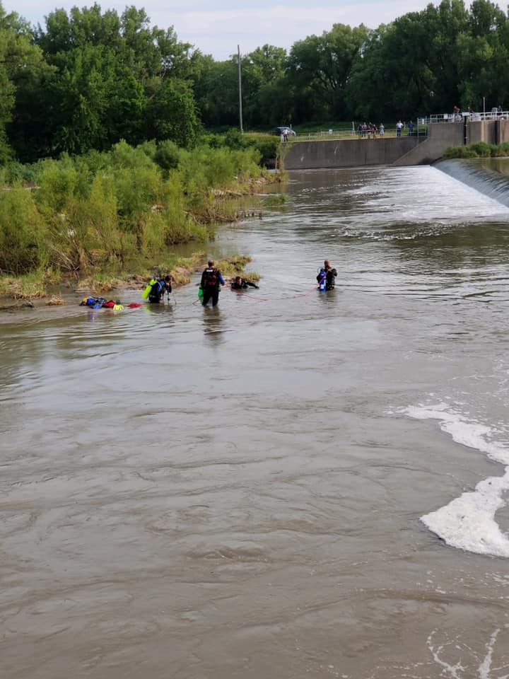 Body of 2nd fisherman recovered east of dam