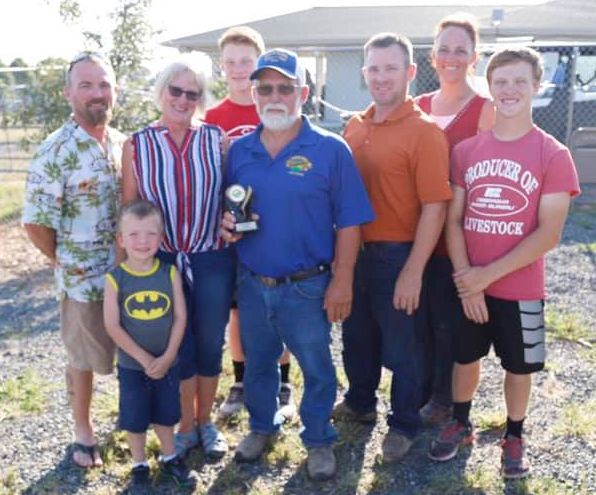 Dawson County Fair — Fair Person of the Year