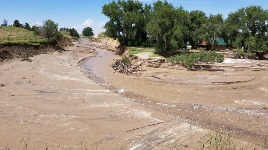Wyoming governor makes emergency declaration for irrigation canal failure