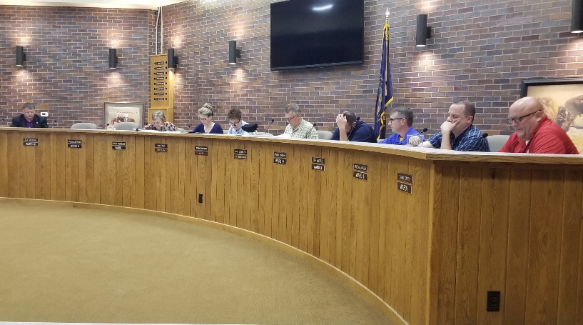 Gering Council approves conditional permit for new county communications tower