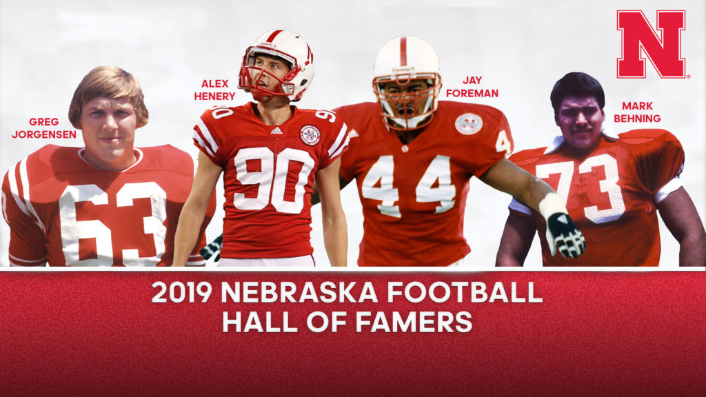 Nebraska Football Hall Of Fame Class Announced