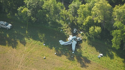 Dawes County Authorities identify three family members killed in plane crash