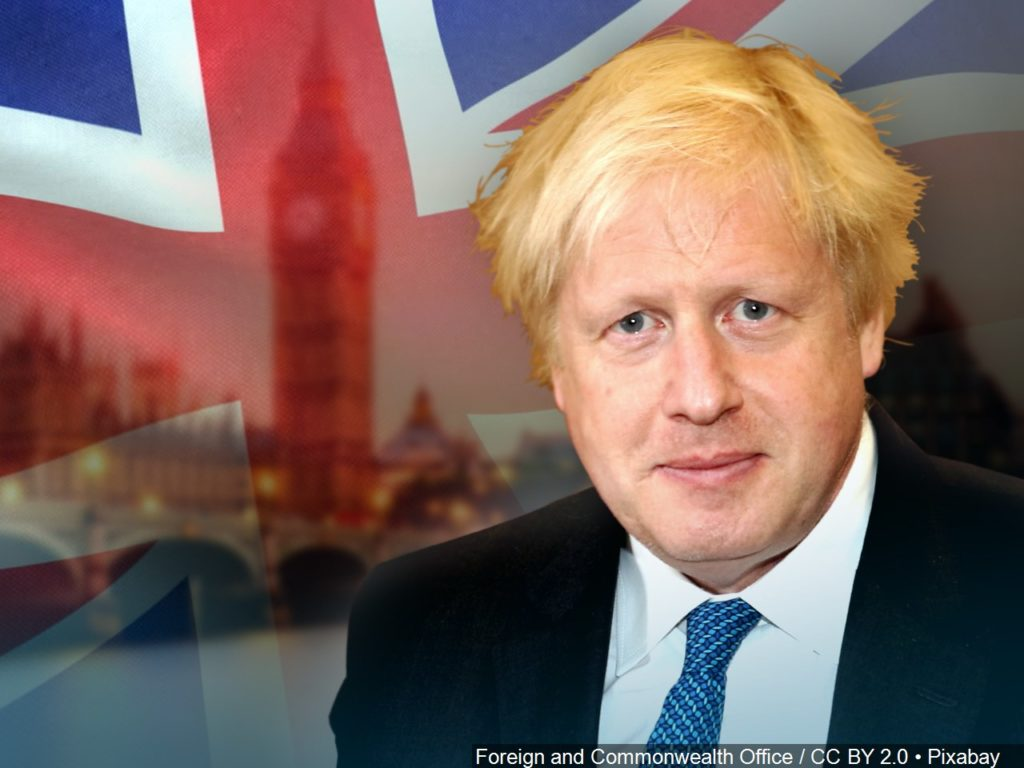 Pound slumps as PM Boris Johnson's Brexit rhetoric toughens