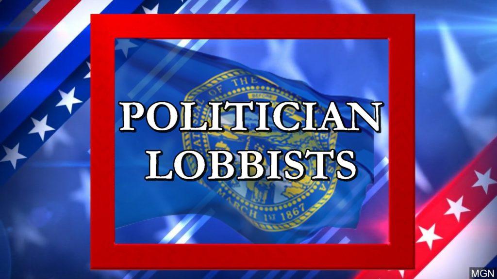 Nebraska lets legislators shift from lawmaking to lobbying
