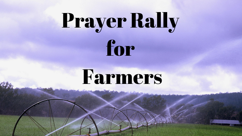 Area churches to hold prayer rally to support producers impacted by canal failure