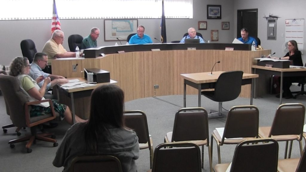 Scotts Bluff County Board sets budget workshop schedule