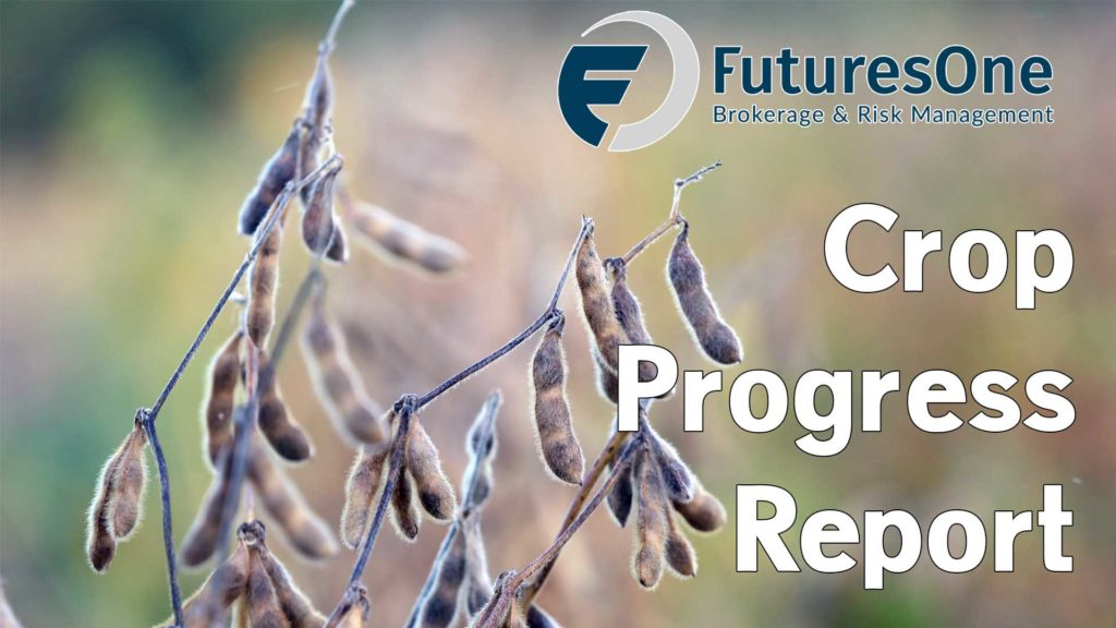 Crop Progress Futures One Report *Audio*
