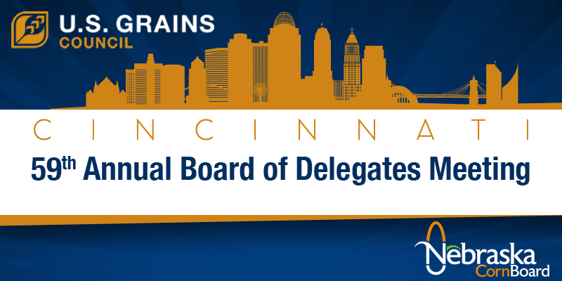 USGC 59th Annual Board of Delegates meeting updated interviews