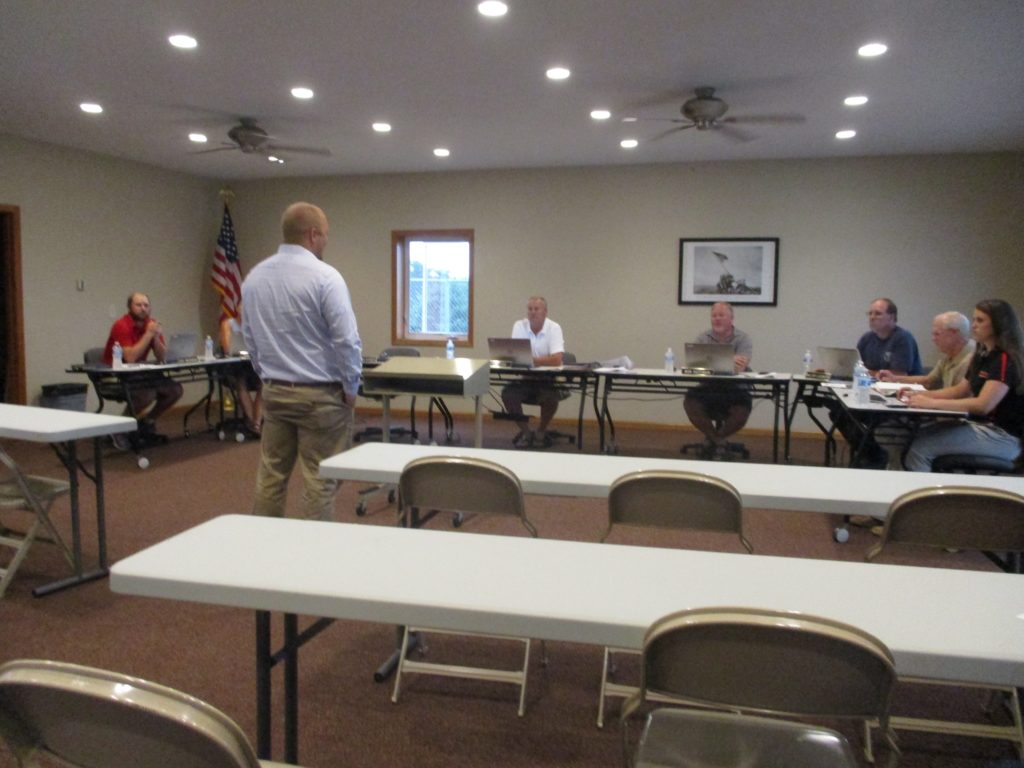 (AUDIO) P2T discussion highlights West Point-Beemer School Board Meeting
