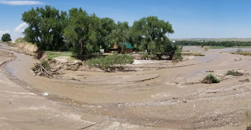 (AUDIO) Bureau of Reclamation announces $2.3 Million  for Gering-Ft. Laramie Tunnel Repair
