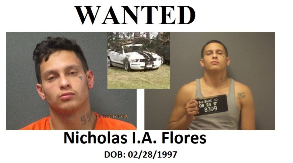 Alliance Police searching for armed and dangerous suspect