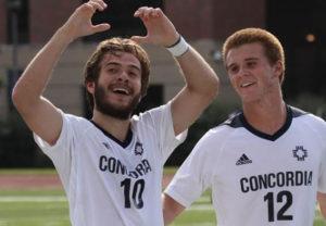 De la Villa produces golden goal in OT win at McPherson