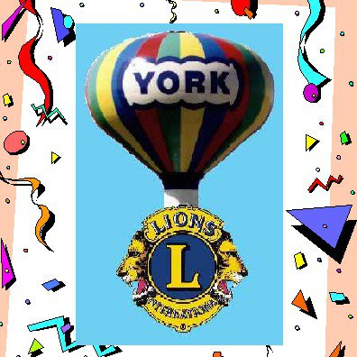 Pick Up Your Pears and Peaches On August 23rd From the York Lions Club