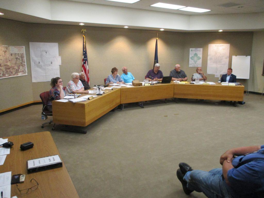 West Point City Council Agendas 8-6