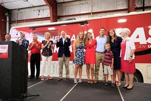 Sasse Announces Re-Election Bid: 2020 is Socialism vs Civics