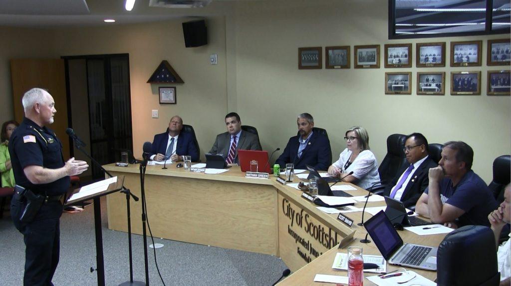 Scottsbluff City Council Works Way Through Busy Agenda