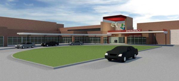 Good Samaritan announces plans for new $13 million Emergency Room
