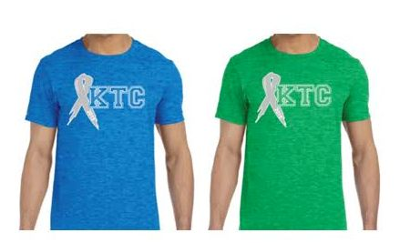 Kearney Tackles Cancer shirts sale have raised $400,000 for local cancer patients-shirt orders due Aug. 30