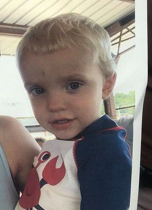 Missing Stanton toddler found in cornfield