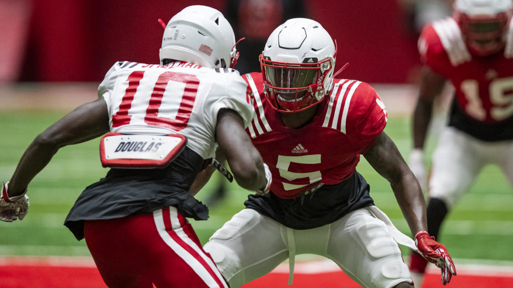 Huskers to Begin Preparation for South Alabama