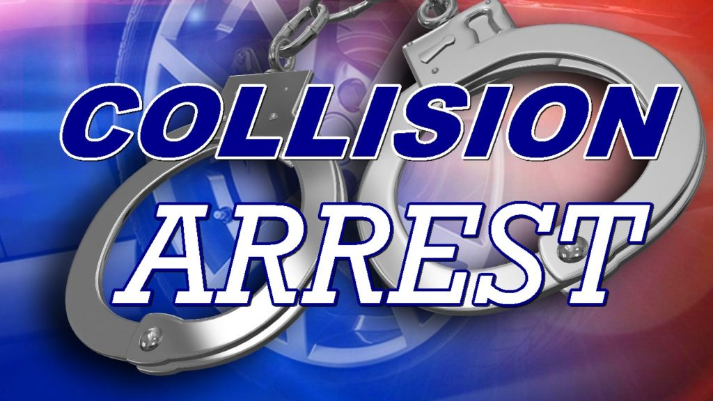 At Least One Arrest Following Tuesday Morning Collision