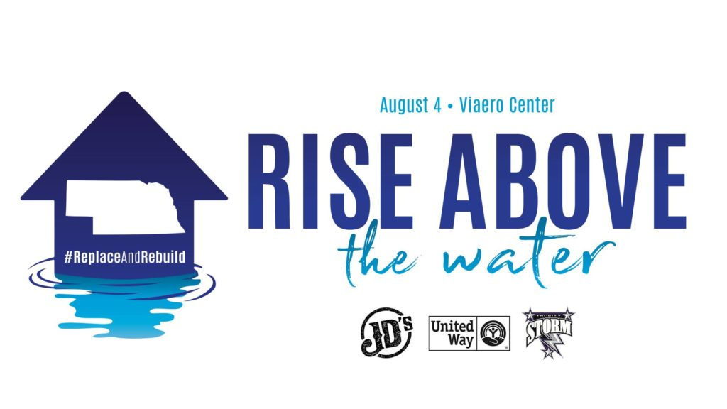 "Nebraska Bands to Help Local Towns ""Rise Above the Water"""
