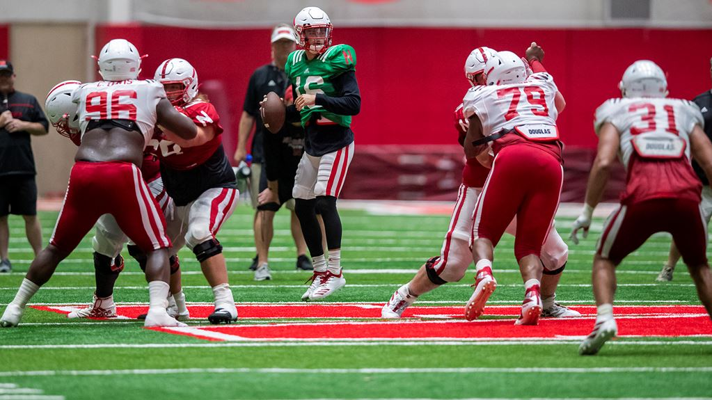 Husker Defense Continues to Improve