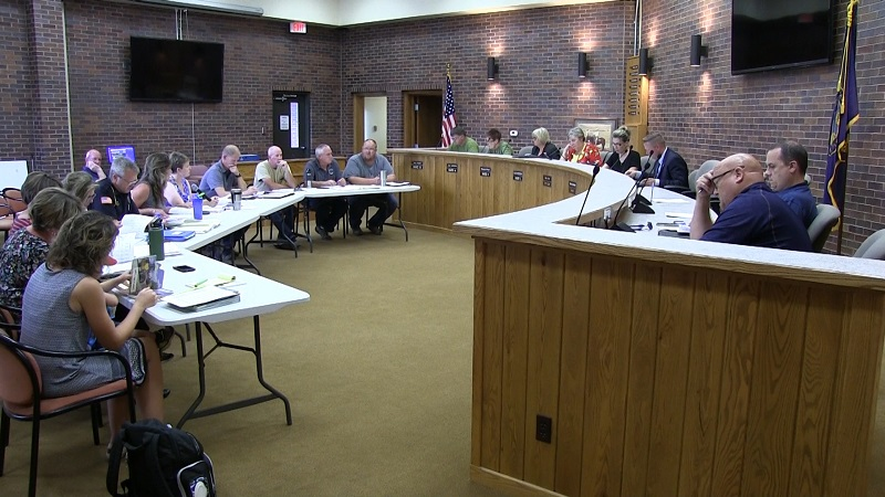 Some User Fees to Rise Slightly Under 2019-2020 Gering Budget