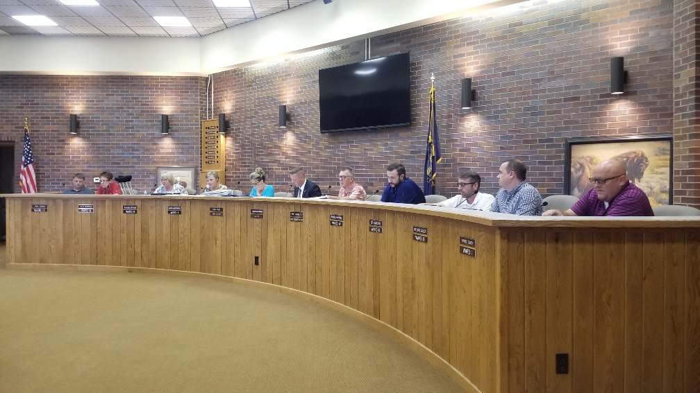 Gering Council to hold budget hearing, consider standardized TIF process