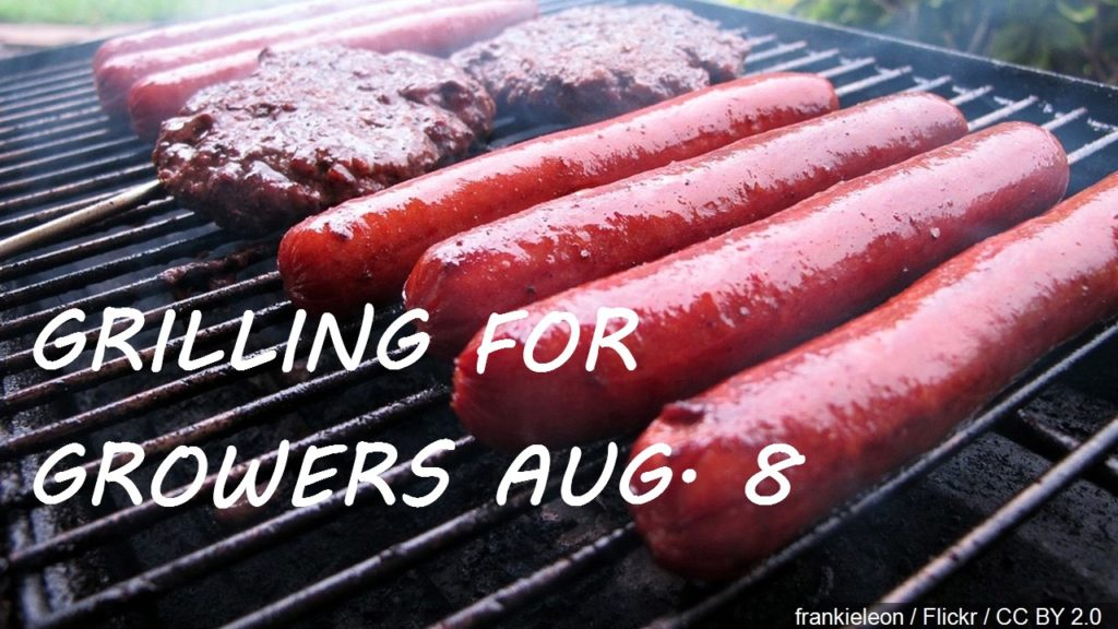 KNEB joins 'Grilling for Growers' fundraiser benefiting growers in canal collapse