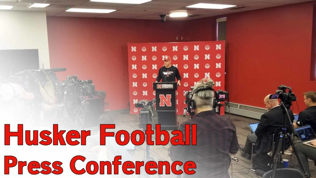 (Video) Huskers prepare for 2019 season opener