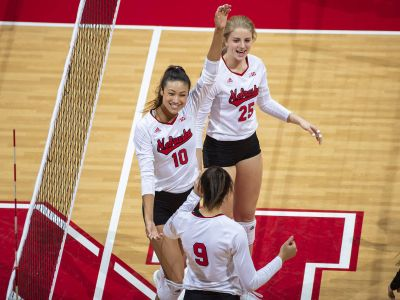 (Video) Three Huskers Named to Preseason All-Big Ten Team