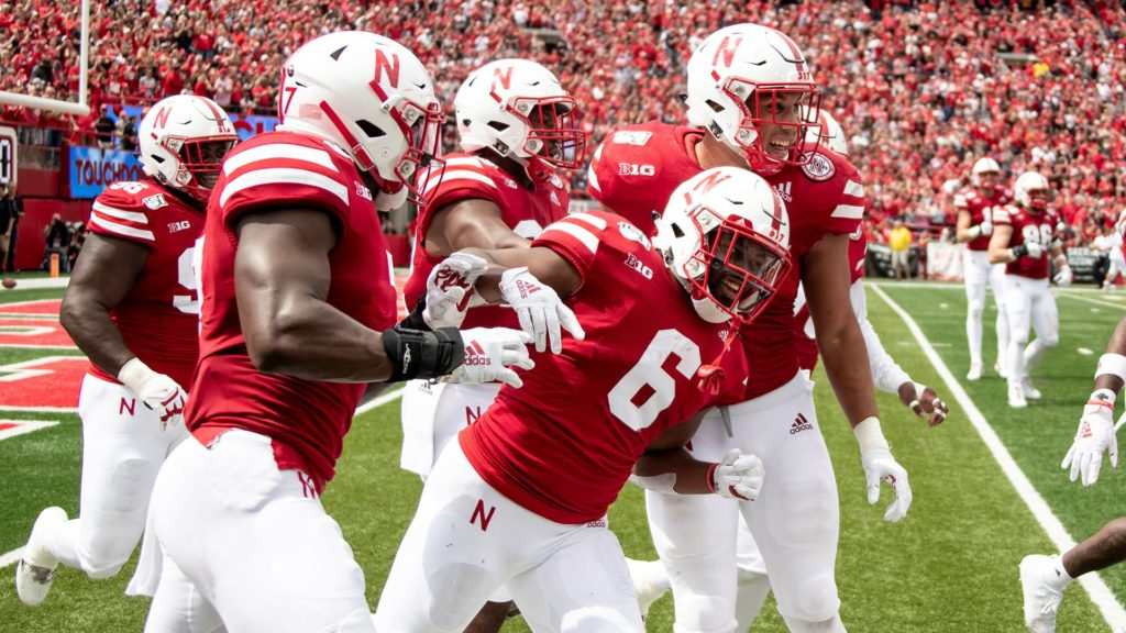Huskers Win Season Opener