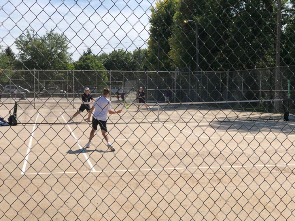 Scottsbluff, Gering tennis results from Alliance meet