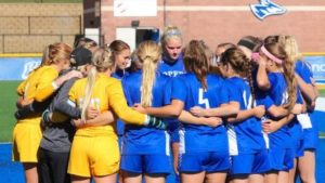 Loper Soccer Starts Fall Workouts