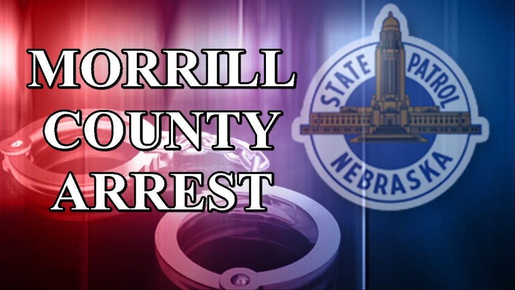 Morrill County Incident Leads To Arrest On Various Charges