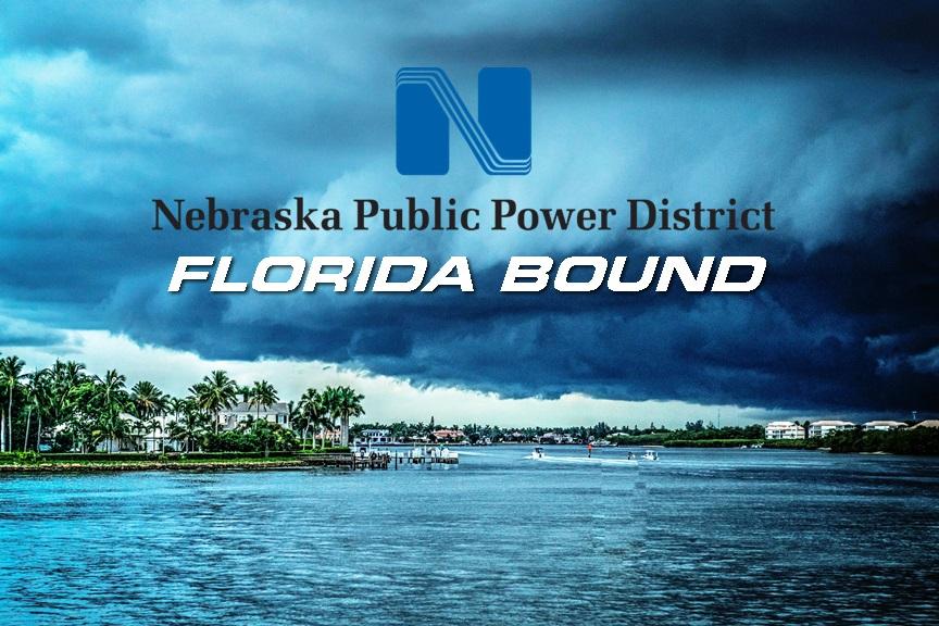 NPPD dispatching crews to Florida ahead of hurricane