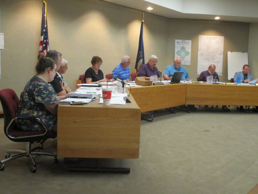(AUDIO) West Point City Council approves authorization to order new filters for the Water Treatment Plant Filtration System at Special Meeting