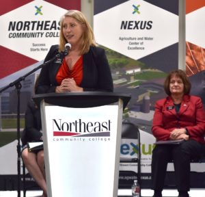 Northeast launches capital campaign for new agriculture facilities; $5 million lead gift announced
