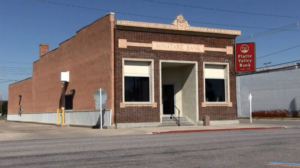 Platte Valley Bank Announces Closure Of Minatare Branch