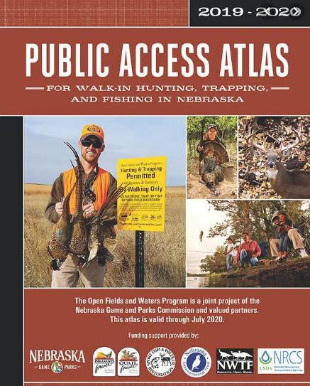 2019-2020 Public Access Atlas now available