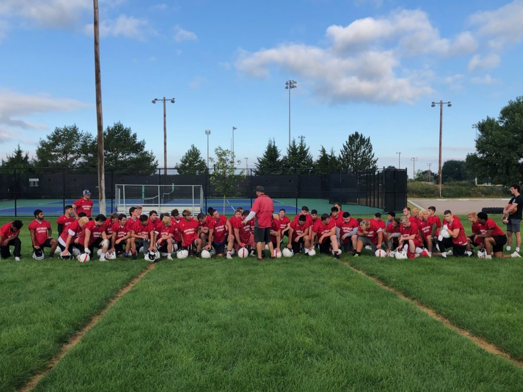 (Watch/Listen) Scottsbluff football opens fall camp