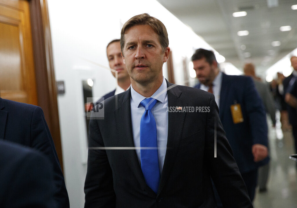 "Sasse Call For ""Heads To Roll"" Over Epstein Apparent Suicide"