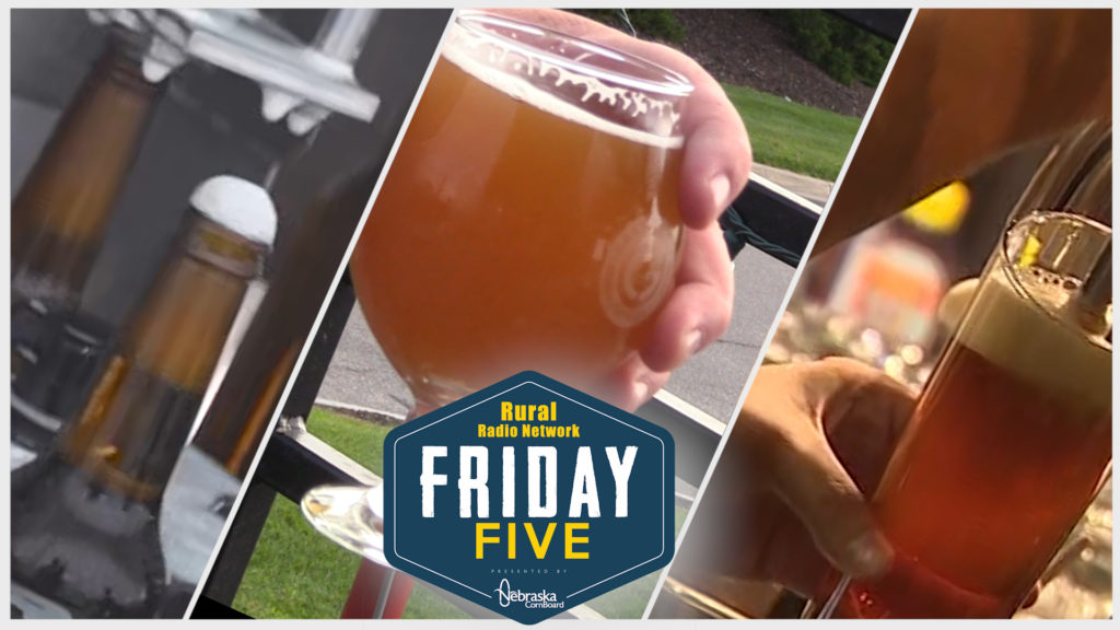 Friday is International Beer Day! – Friday Five (August 2, 2019)