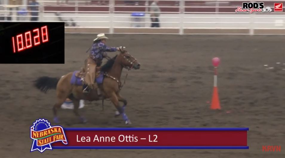 LIVE: Nebraska State Fair – Cowboy Mounted Shooting Competition