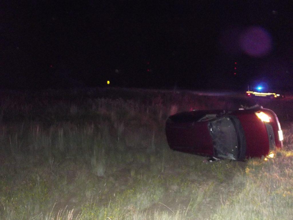 DWI Arrest Following Stanton Co Crash