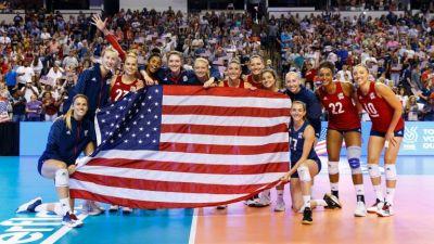 Former Huskers Help Team USA