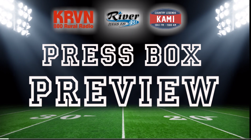 (Video) High School Football Press Box Preview